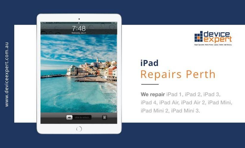 ipad repairs perth