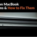 common macbook problems