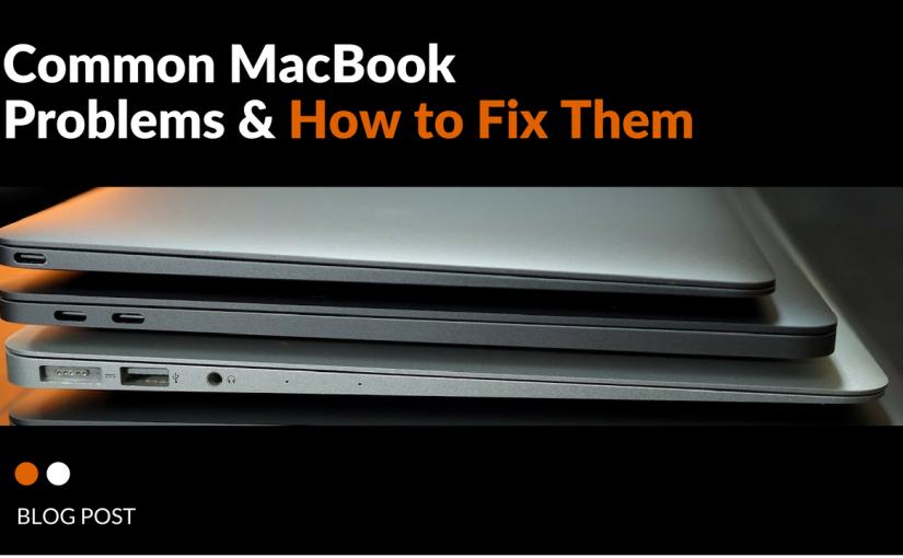 common macbook problems
