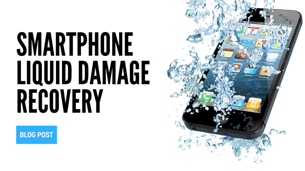 smartphone liquid damage recovery