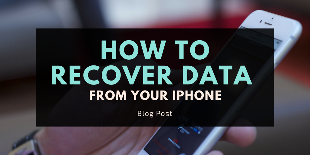 recover data from iphone cover